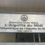 Partenza da Chamonix