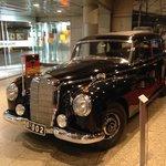 Adenauers Dienstwagen