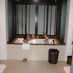 GIANT bath!
