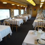 The Dining Car for breakfast