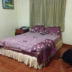 Bedroom area. Room S6