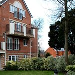 Communal gardens & balconys