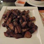 YuXiang Qiezi--Eggplant dish