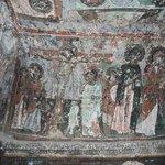 More lovely frescos.