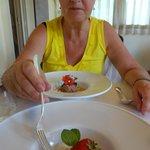 Complimenti allo chef Paolo Gramaglia