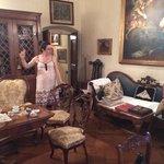 Costanza kertoo talon mahtavasta historiasta