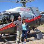 Mavericks Helicopter Tours...amazing experience!