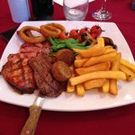 lovely mixed grill