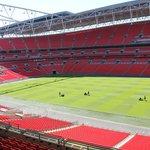 Wembley Innen