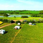 Lots of space for caravanners or campers with EHU and hardstanding in select areas