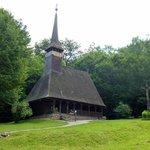 chiesetta di legno