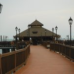 Pahn Thai jetty