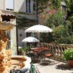 Le patio -terrasse