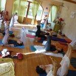 Stage de yoga et méditation avec Shri Vivek Yoga France
