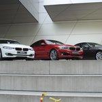 Снаружи BMW Welt