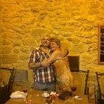 my sister and I at Sa Portassa
