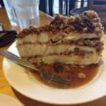 Baklava Cake