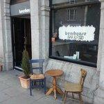 Dublin's smallest beergarden!