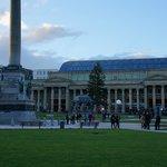 Центр города Stuttgart