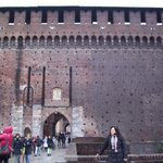 В замке Сфорца