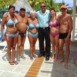 alexandro barman de la piscine le meilleur