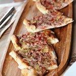 Turkish Pizza - fab!
