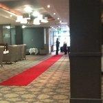 Red Carpet Arrival