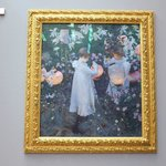 Love this Sargent's painting.