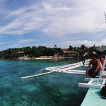 House reef view