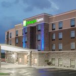 Photo de Holiday Inn Express Moline - Quad Cities
