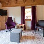 Zimmer Duplex Wohnraum
