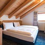 Zimmer Duplex Schlafraum