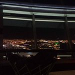 View from Top of the World Tower Restaurant