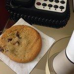 美味しいクッキー焼いてくれます