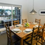 Large Dining Areas - Perfect for Families