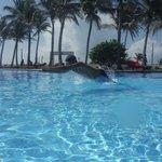 pool time