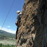 Climb like a girl!