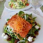 Applewood King Salmon Salad