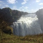Easy day trip to Victoria Falls
