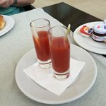 Bloody Marys at Breakfast