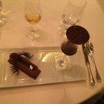 Divine Chocolate dessert!