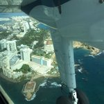 Flying out of San Juan for 30 min.ride to Culebra.