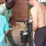 Sugar Cane Rum Punch