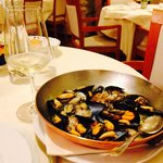Mussels and clams out of this world