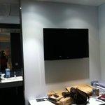 Television en chambre