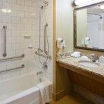 Accessible bath tubs available