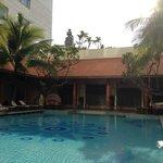Area da piscina :-)