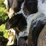 Below White Water Falls