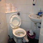 Les toilettes de la mort