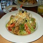 Lamay Salad